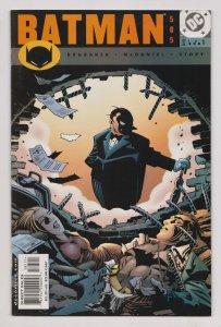 Batman #585 featuring The Penguin (DC, 2001) FN