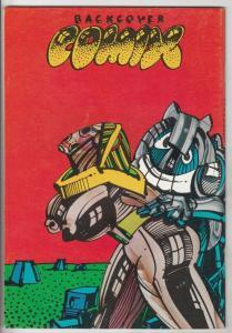 Zap #7 (Jan-74) VF High-Grade Fat Freddy and his cat, Checkred Demon, Mr. Nat...