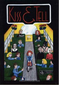 Kiss & Tell #3 FN; Patricia Breen | save on shipping - details inside