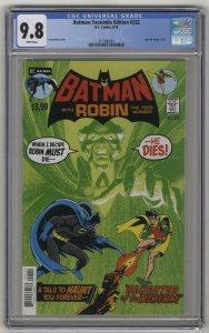 BATMAN #232 FACSIMILE EDITION - DC COMICS - CGC 9.8 - 2019 - Neal Adams Art!