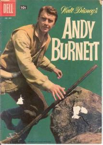 ANDY BURNETT F.C. 865 G-VG COMICS BOOK