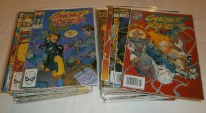 Ghost Rider V3 (1989) #2-7,59-61,66-69,72,73 + Danny Ketch comic book lot of 50