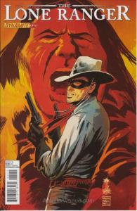 Lone Ranger, The (Dynamite, 2nd Series) #12 VF/NM; Dynamite | save on shipping -