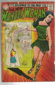 Wonder Woman #179 ORIGINAL Vintage 1968 DC Comics GGA