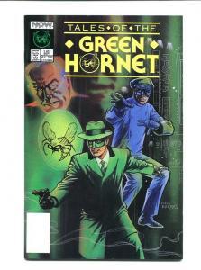 TALES OF THE GREEN HORNET 1-1990-SEPTEMBER-DELL BARRAS VF