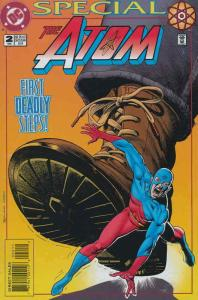 Atom, The Special #2 VF/NM; DC | save on shipping - details inside