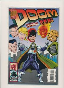 Marvel DOOM 2099 1996 #40 April VERY FINE/NEAR MINT (PF858)