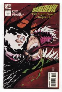 DAREDEVIL #323 VENOM cover-comic boom Marvel-1993