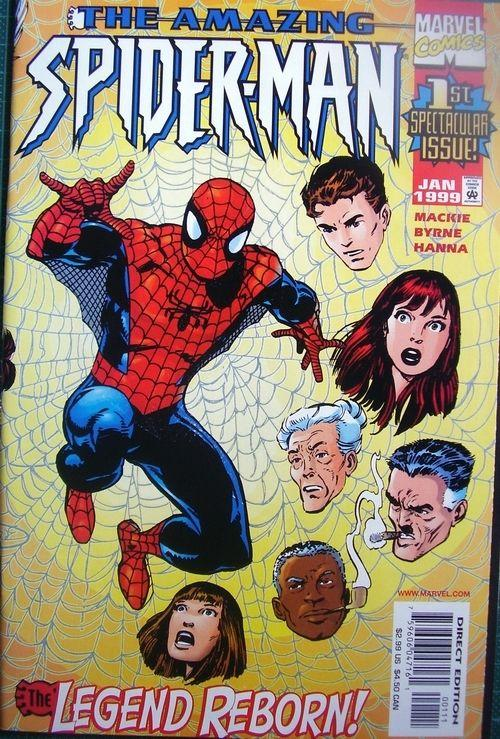 Spiderman Number 1 Original American Marvel Comic