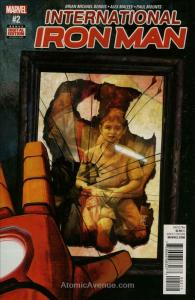 International Iron Man #2 VF/NM; Marvel | save on shipping - details inside