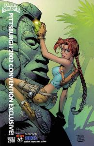 Tomb Raider: The Series #21B FN; Image   save on shipping - details inside