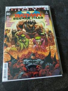 Batman Secret Files #2 (2019)