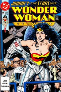 Wonder Woman #66 (ungraded) 2nd series / stock photo / ID#00E