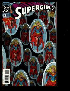 12 Supergirl DC Comics 2 2 3 3 4 4 5 6 7 8 9 10 Superman Batman JLA Robin JF18