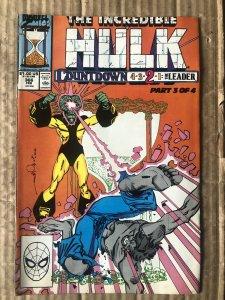The Incredible Hulk #366 (1990)
