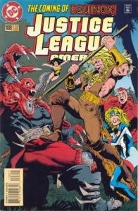 Justice League (1987 series) #108, NM (Stock photo)