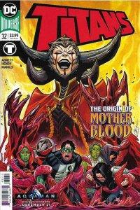 Teen Titans (2016 series) #32, NM + (Stock photo)