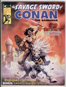 SAVAGE SWORD of CONAN #8, VF/NM, Corsairs, Gil Kane, Conrad, 1974,Robert Howard