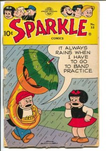 Sparkle #32 1949-Nancy-Ernie Bushmiller-FR/G