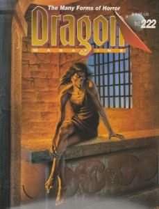 Dragon Magazine #222 VG; TSR | low grade comic - save on shipping - details insi