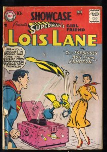 Showcase #10 Inc 0.3 Lois Lane! DC Comics