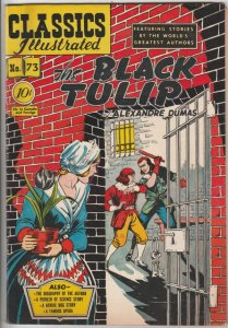 Classics Illustrated #73 (Jul-50) FN+ Mid-High-Grade