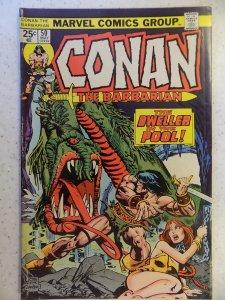 Conan the Barbarian #50 (1975)