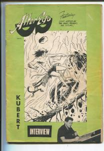 ALTER EGO #6 1962-JOE KUBERT-RONN FOSS-ALLEY AWRDS-ROY THOMAS-JERRY BAILS-vg-