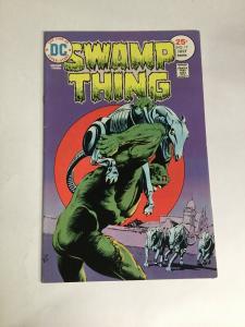 Swamp Thing 17 Vf Very Fine 8.0 DC Comics Bronze