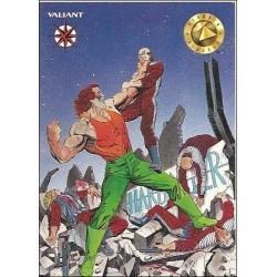 1993 Valiant Era H.A.R.D. CORPS #2 - Card #114