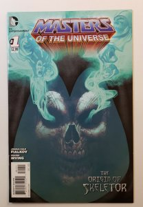Masters Of The Universe #1 DC Comics 2012 The Origin Of Skeletor