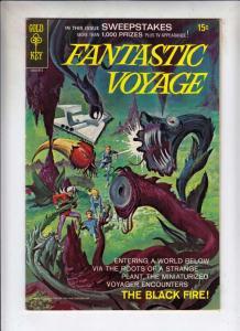 Fantastic Voyage #2 (Jun-67) VF/NM+ High-Grade C.M.D.F (Civilian Miniaturized...