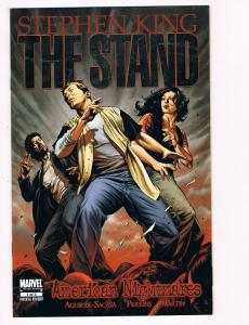 The Stand American Nightmares  # 1 Marvel Comic Books Great Issue Modern Age S41