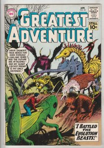 My Greatest Adventure #54 (Apr-51) VF+ High-Grade