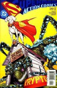 Action Comics (1938 series) #789, NM (Stock photo)