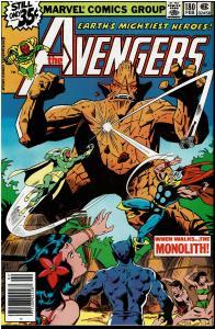 Avengers #180, 8.5 or Better