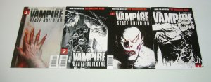 Vampire State Building #1-4 VF/NM complete series - all cover E (glow) - empire