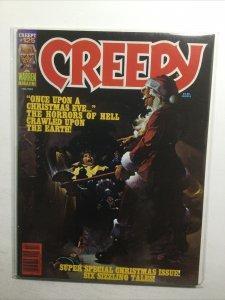 Creepy 125 Feb 1981 Very Fine- Vf- 7.5 Warren Magazine