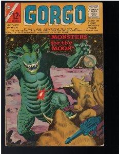 Gorgo #20 (Charlton, 1964)