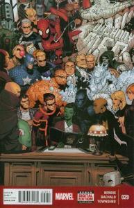 Uncanny X-Men (2013 series) #29, NM + (Stock photo)