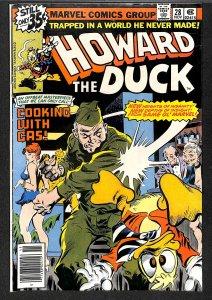 Howard the Duck #28 (1978)