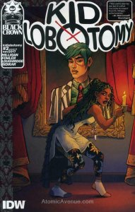 Kid Lobotomy #2A VF/NM; IDW | save on shipping - details inside