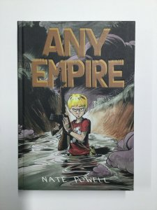 Any Empire Tpb Hardcover Hc Near Mint Nm Top Shelf Productions