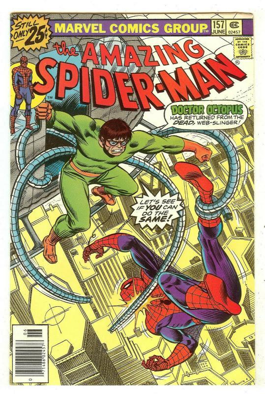 Amazing Spiderman 157