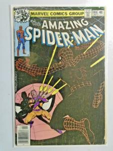 Amazing Spider-Man #188 1st Series water damage 2.0 (1979)