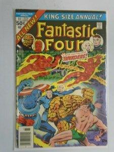 Fantastic Four Annual #11 4.0 VG (1976 1st Series)