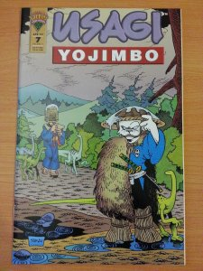 Usagi Yojimbo #7 ~ NEAR MINT NM ~ 1994 Mirage Publications Comics