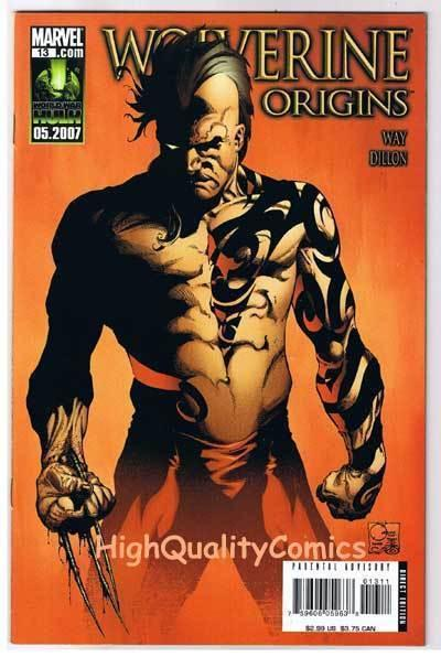WOLVERINE : ORIGINS #13, NM+, Dan Way, Steve Dillon, 2006, more in store