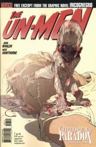 Un-Men, The #7 FN; DC/Vertigo   save on shipping - details inside