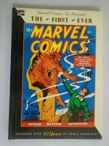 Marvel Comics Re-Presents The First Ever Marvel Comics #1 HC 6.0 FN (1990)